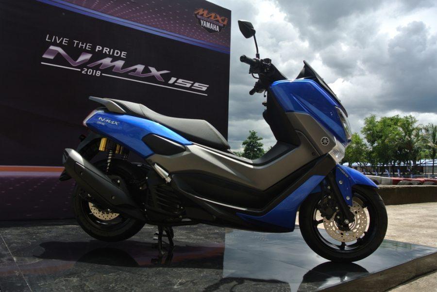 Ini Dia 4 Senjata Baru Yamaha NMAX 2018!