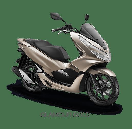 PCX 150 Gold di Artikel Adu Drag NMAX 155 VS New Honda PCX 150