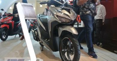 First Impression All New Honda Vario 150