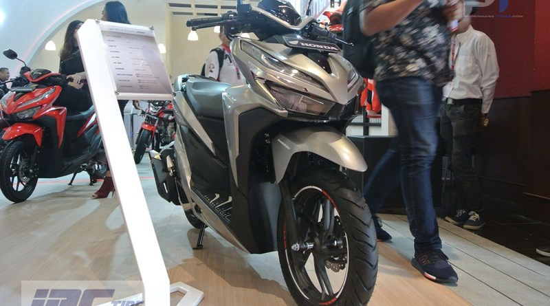 First Impression All New Honda Vario 150