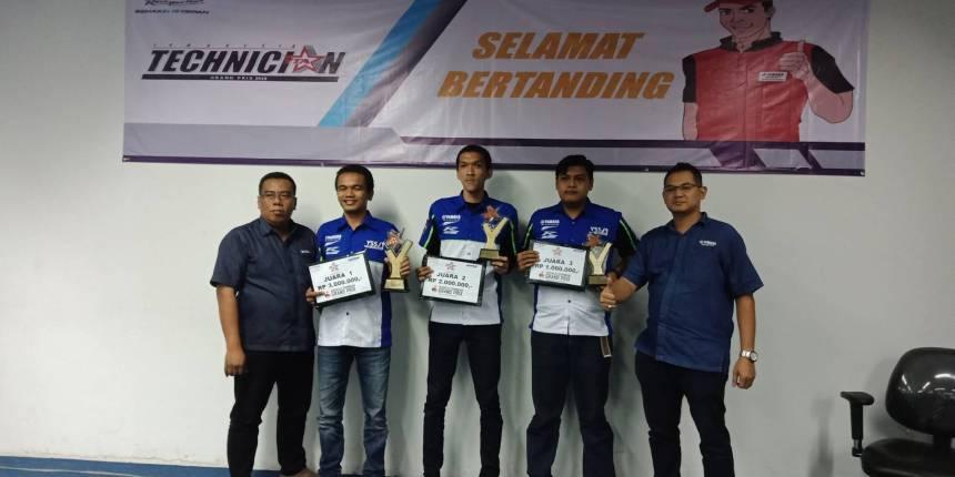 Pemenang ITGP 2018 Regional Bogor