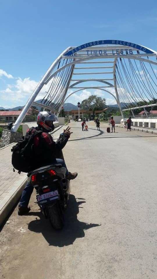 Yamaha TMAX DX Ke Timor Leste