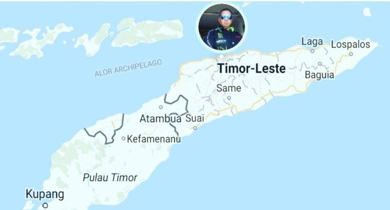 Om Daryanto Yamaha TMAX DX Ke Timor Leste