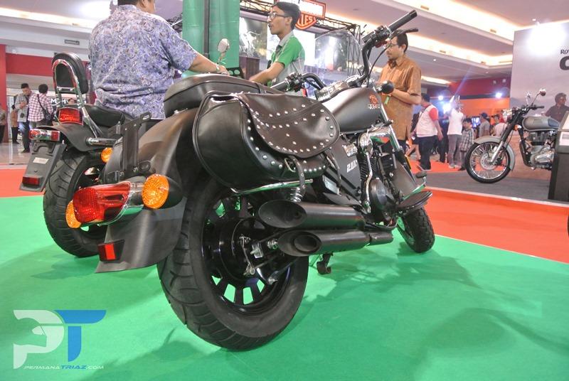 Bagian Samping Motobi 200 EFI