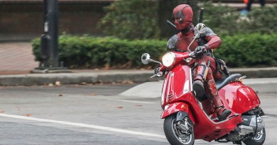 Helm HJC Deadpool