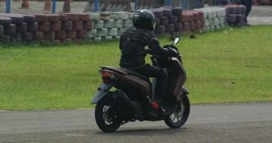 test Ride Lexi Berhadiah Emas