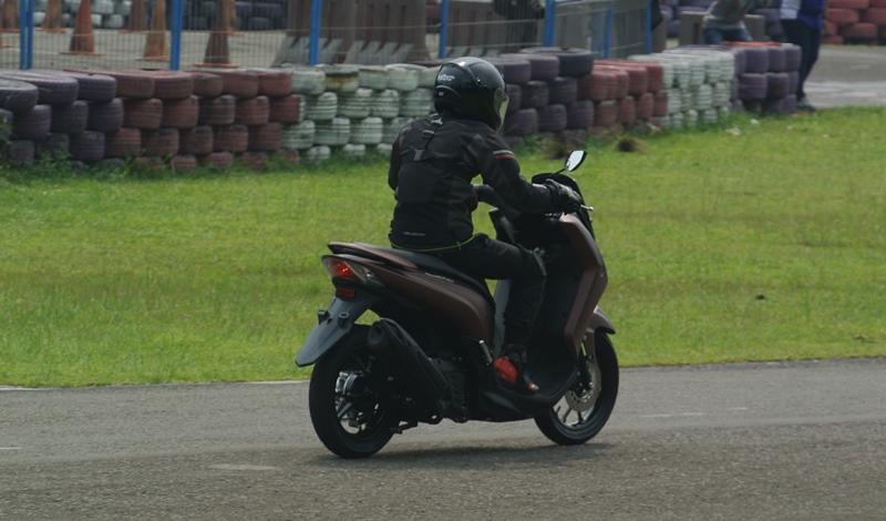 Test Ride Lexi Berhadiah Emas,  Begini Syarat dan Ketentuannya!