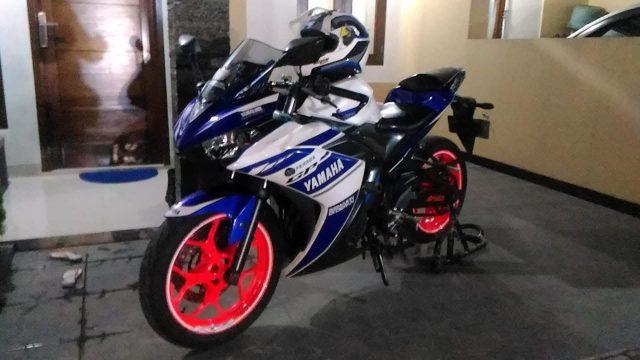 Luar Biasa Yamaha R25 Tembus 100 Ribu Kilometer !