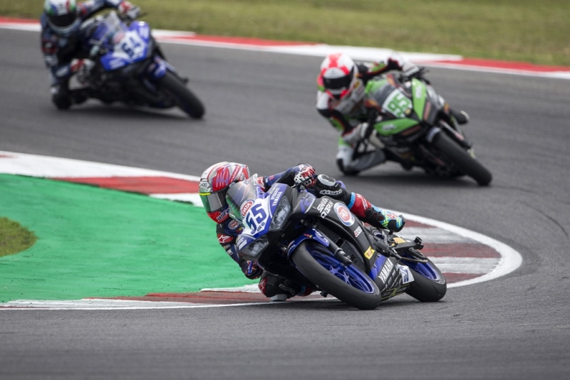 Kualifikasi WorldSSP300 Misano R3 Kalah Top Speed