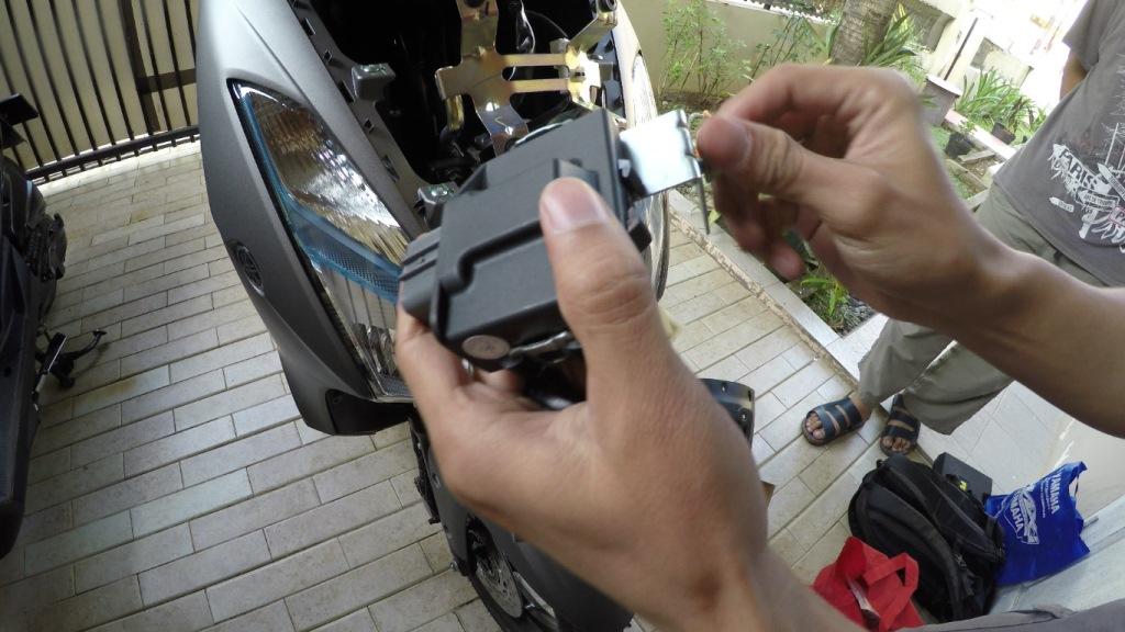 Alarm Yamaha Lexi Terbaik: REV Immobilizer Yamaha Lexi, PNP & Garansi 1 Tahun!