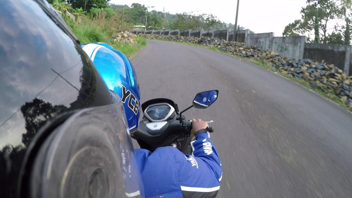 Blak-Blakan Review Yamaha Lexi Buat Nanjak Berboncengan!