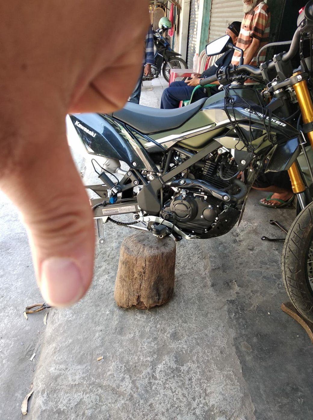 Kecewa dengan Pelayanan Kawasaki