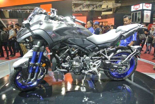 First Impression Yamaha Niken