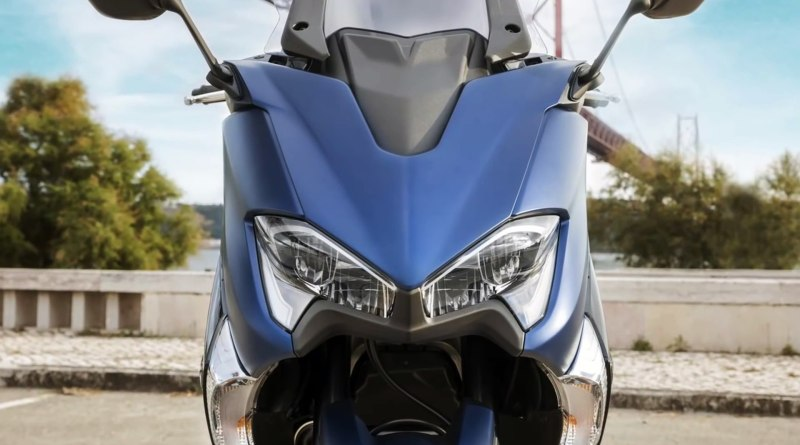 New Yamaha NMAX