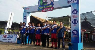 Posko Mudik Yamaha 2019