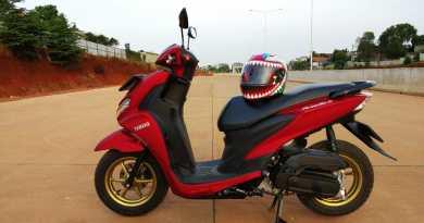 Review Yamaha FreeGo 125