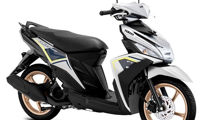 Yamaha Mio M3 2020 Hadir Dengan Sentuhan Warna Baru, yang Silver Keren Bro!
