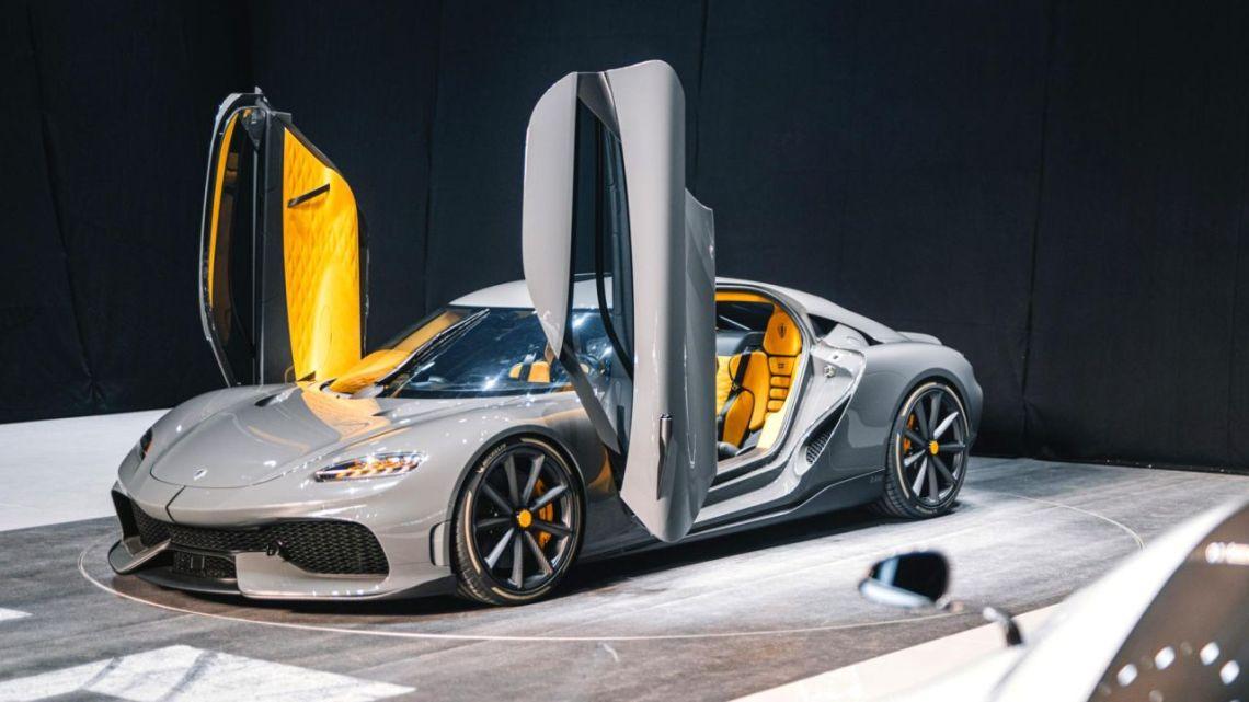 Koenigsegg Gemera: Mobil Keluarga Super Car, Mesin 3 Silinder Hybrid Power 1700 bhp!