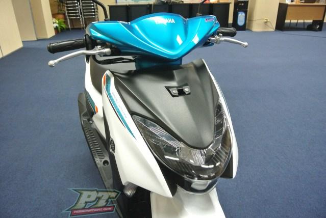 first impression Yamaha GEAR 125