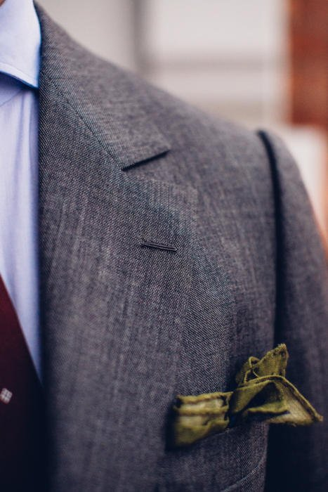 Milanese Buttonhole : milanese, buttonhole, Final, Camps, Permanent, Style