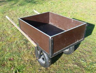 Brouette garden cart maraicher permaculture