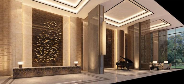 Permata Hijau Suites lobby