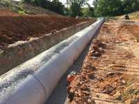 Concrete Pipe - Permatile Concrete Products Company