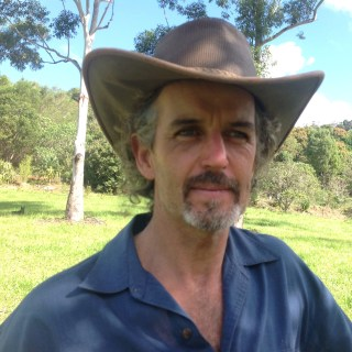 Permaculture consultant and teacher Tom Kendall