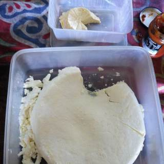 Permaculture on thnshine Coast, permaculture Yoghurt cheese making