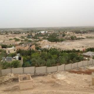 Tom Kendall visits PRI Jordan site in Jordan.