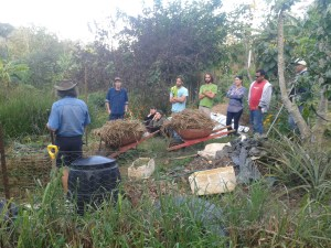 Community activities during the PDC course at the PRI Sunshine Coast