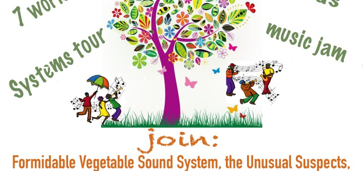 Celebrate, a two day celebration of Permaculture, Music and Food