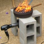 Low Cost Forge Set Up Using Savaged Or Common Parts Gear Forum At Permies