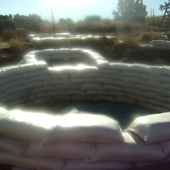 The Honest Kitchen Com How To Build An Outdoor More Pics Of Earth Bag Swimming Pool (ponds Forum At Permies)