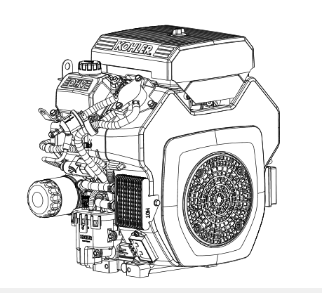 Kohler engine repair manuals PDF (gear forum at permies)