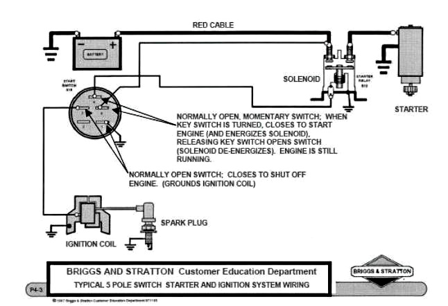 3 Pole Starter Solenoid Wiring Diagram Collection