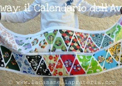 Giveaway e i calendari dell'Avvento