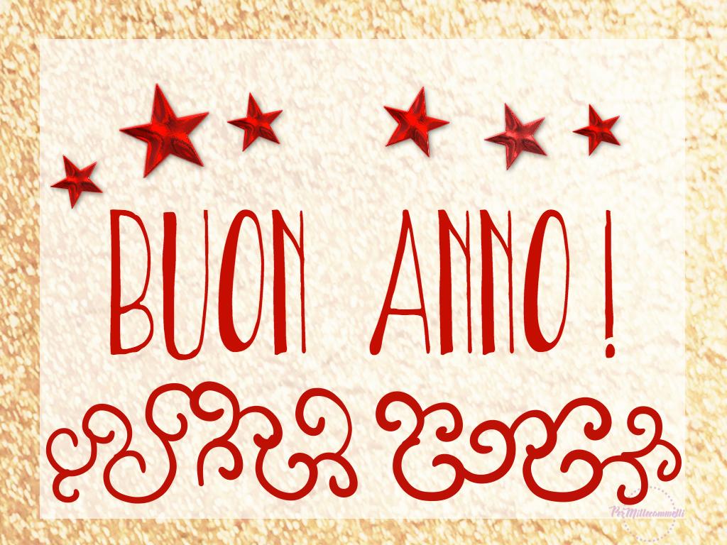 auguri per l'anno nuovo