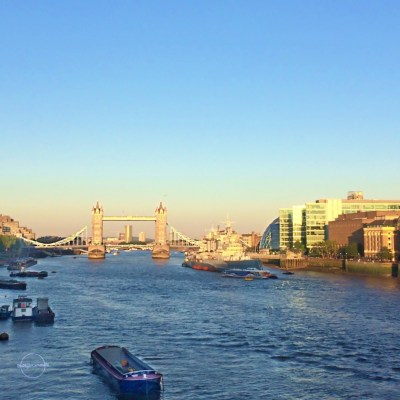 Tower Bridge e Tamigi