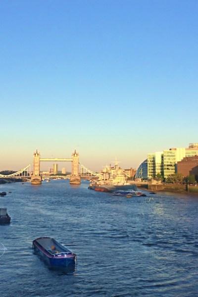 Alla scoperta di Londra navale