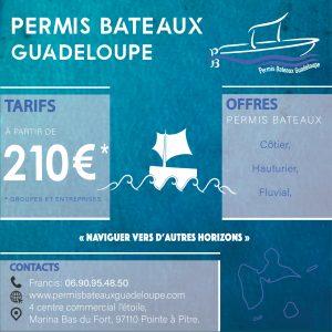 Permis Bateaux Guadeloupe