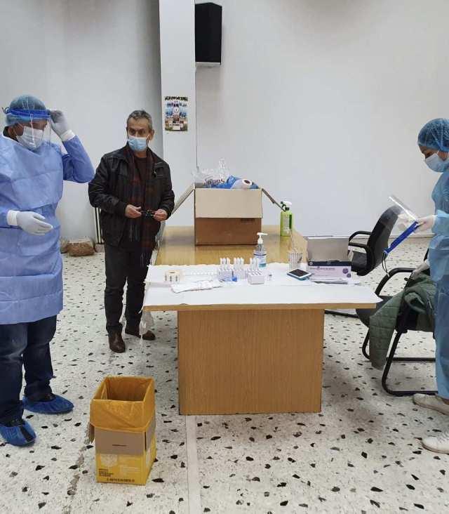 Κορονοϊός -  Δήμος Θηβαίων: Δωρεάν rapid tests τη Δευτέρα στην Κοινότητα Δομβραίνας