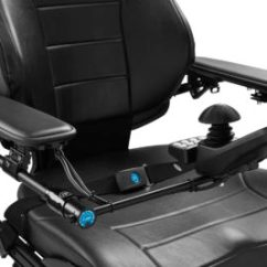 Office Chair Joystick Mount Rocking Drawing Power Components Archives Permobil Australia Midline Mounting