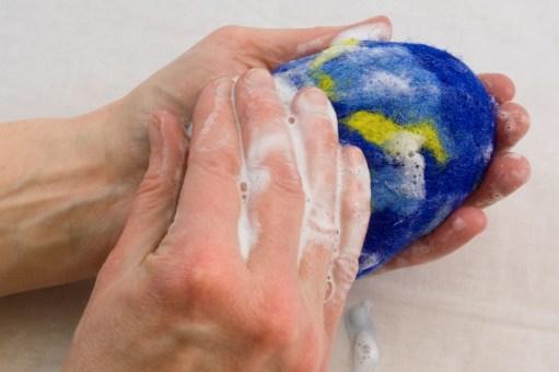 Felting Soap
