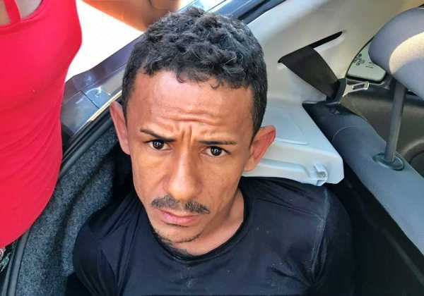 Foragido condenado a 47 anos de prisão é capturado em Garanhuns