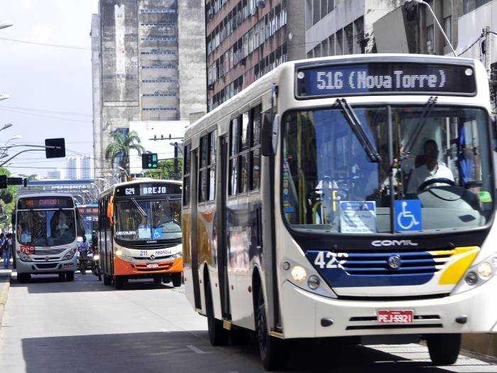 Greve dos rodoviários começa no Recife e região metropolitana