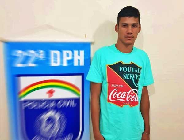 Polícia Civil prende rapaz suspeito de matar homem em Garanhuns