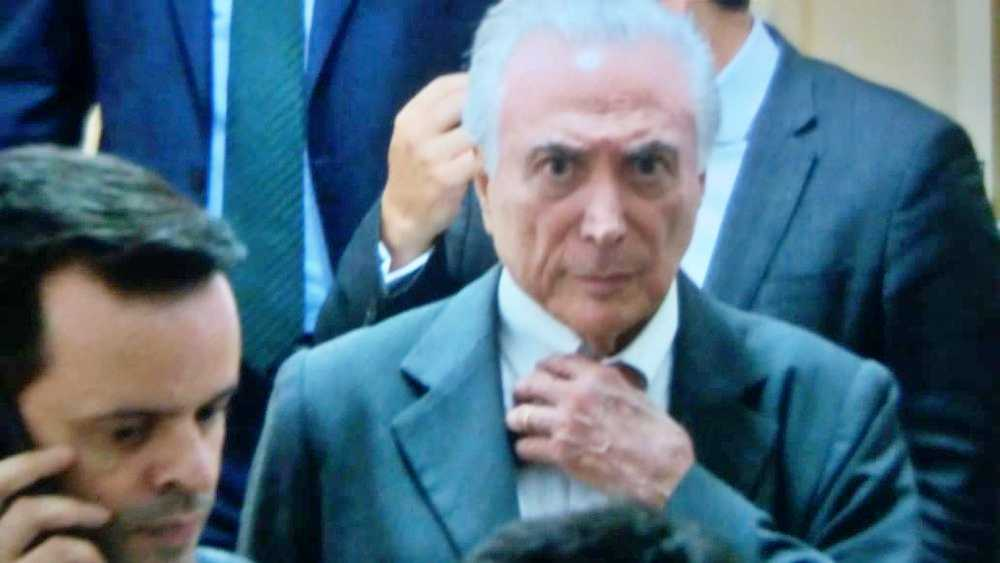 STJ decide novamente libertar ex-presidente Michel Temer