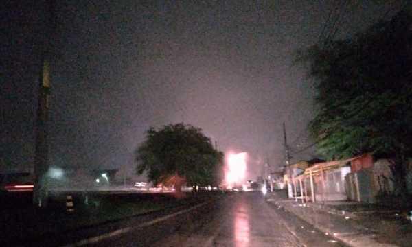 Primeira etapa da via local está sem iluminação em Gravatá