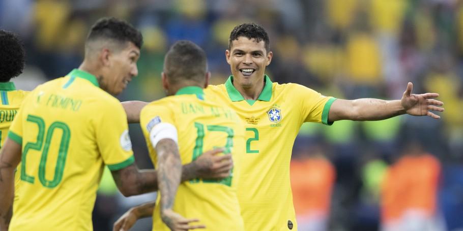 FUTEBOL: Seleção brasileira goleia o Peru com placar final de 5x0